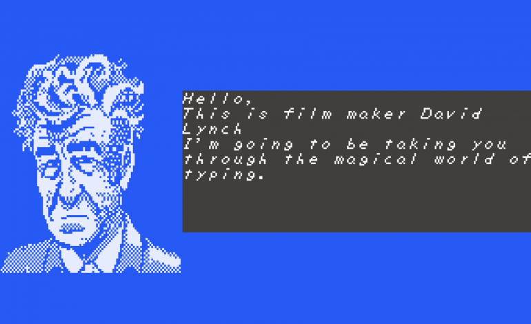David Lynch Teaches Typing Is An Educational Interactive Game With A Bizarre Twist