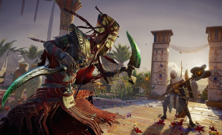 The Next Assassin's Creed Origins DLC, Curse of the Pharaohs, Is Delayed