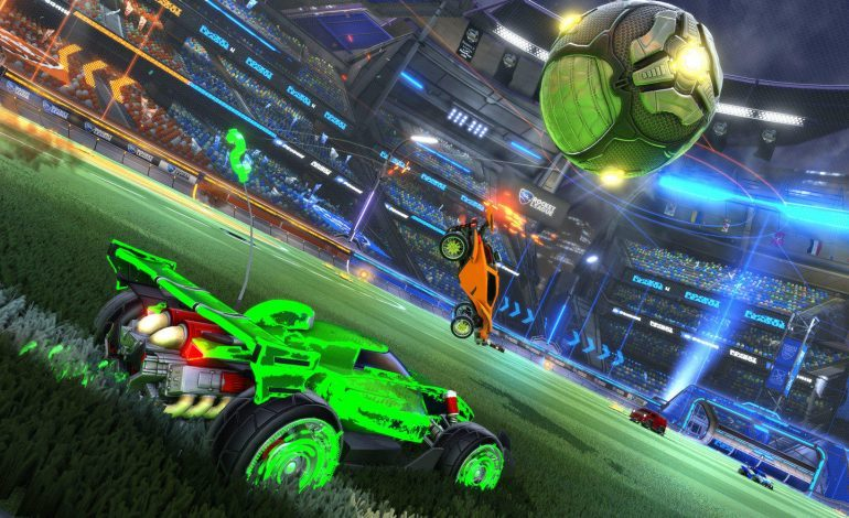 Rocket League Tournaments Beta Coming To Steam