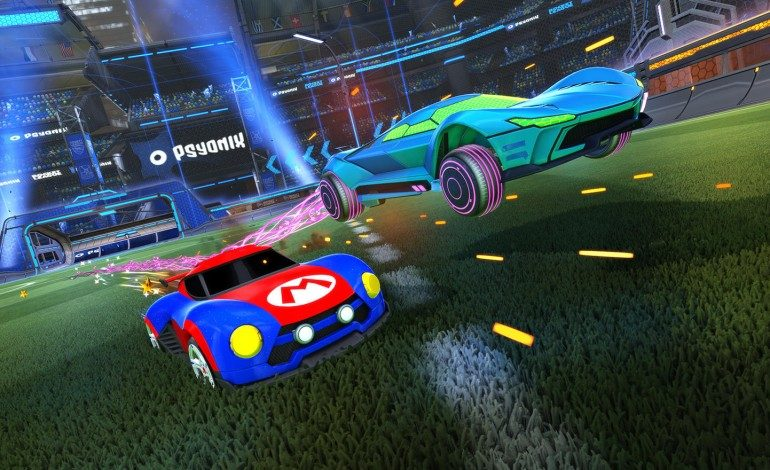 Rocket League For The Switch Is Getting Visual Updates This Spring