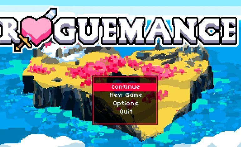 Roguemance, The Roguelike About Romance and Heartbreak, Is Out Now