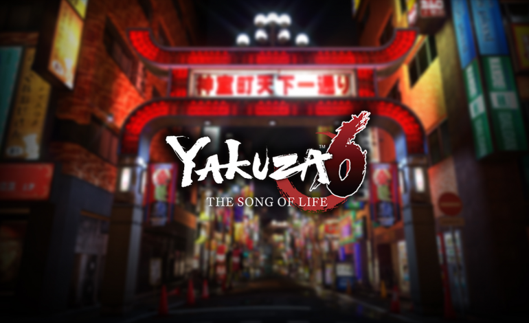 Yakuza 6: The Song of Life Western Release Delayed by Sega