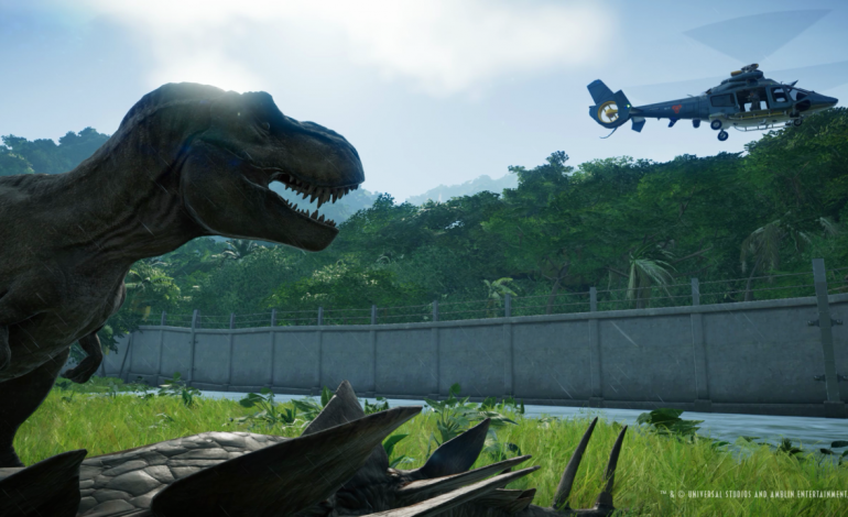 Jurassic World Evolution Has Jeff Goldblum And An Official Release Date