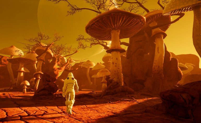 'Planetary Landing' Trailer Introduces New Genesis: Alpha One Gameplay