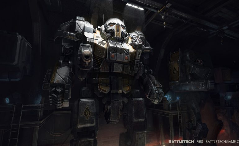 Battletech Is A Upcoming Turn-based Strategy Game Coming To PC