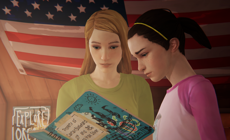 Life is Strange: Before the Storm Bonus Episode 'Farewell' Is Out Now