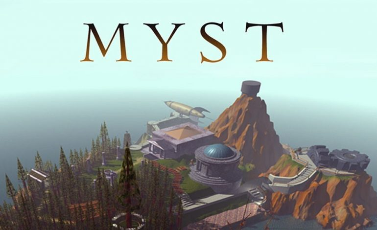 Cyan Announces Updated Versions Of All Myst Games