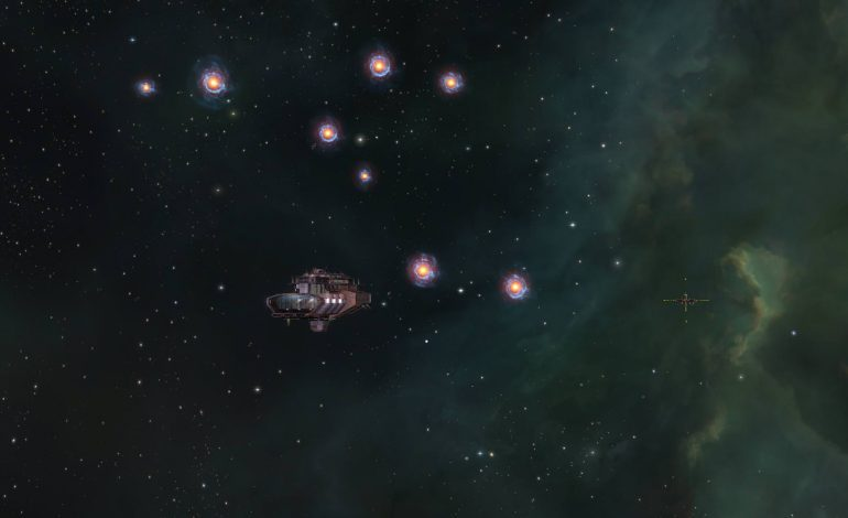 EVE Players Pay Their Respects to the Late Stephen Hawking