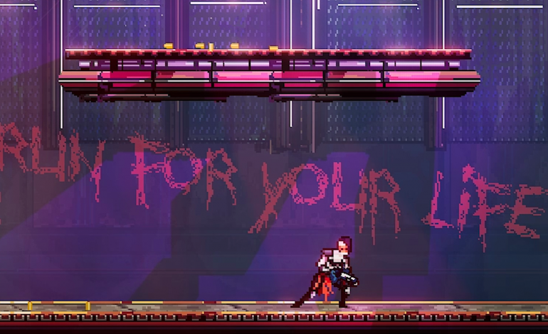 Black Future '88 Is A Cyberpunk Roguelike That Is Coming To Steam