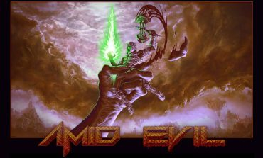 Amid Evil Is A Retro-Style FPS Coming To Steam