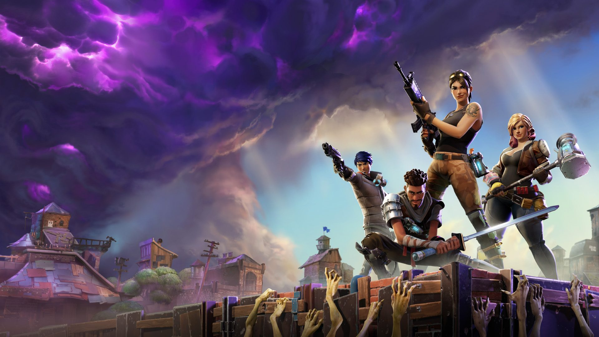 Fortnite Meteors Get Closer; Tilted Towers Leveled by Players