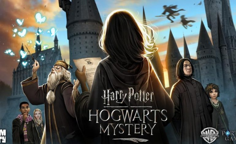 Harry Potter: Hogwarts Mystery RPG Has a New Gameplay Trailer
