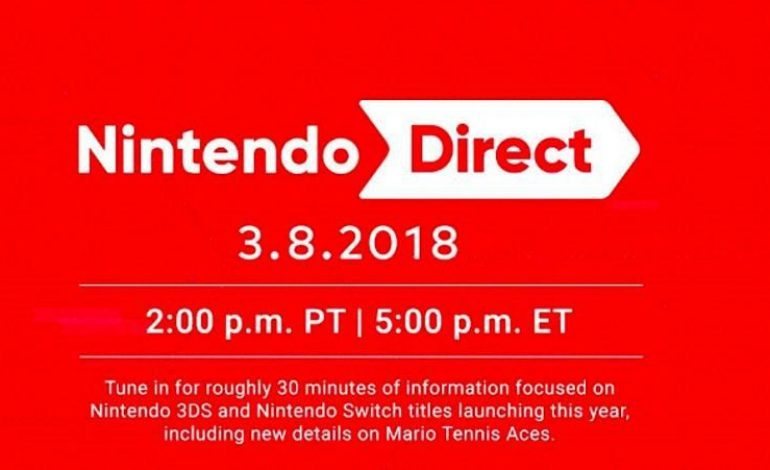 Nintendo Direct Showcases New Games, Announcements, Updates, and more for 3DS and Switch
