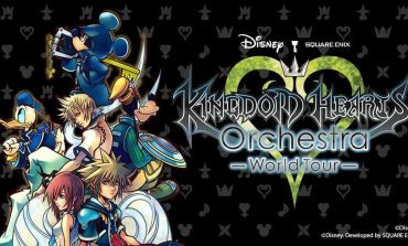 Kingdom Hearts Orchestra World Tour Returning For 2018 & 2019