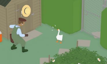 The World's First Tactical Stealth Goose Simulator Pits Farmer Against Goose Out For Revenge