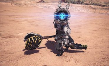 Monster Hunter World's Next Horizon Zero Dawn Event Is Now Live
