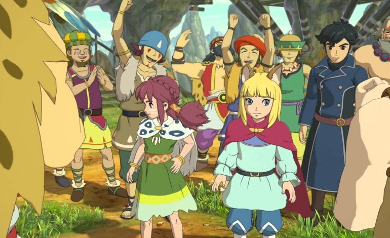 The Ni No Kuni II: Revenant Kingdom Trailer Shows Off Incredible Art Direction