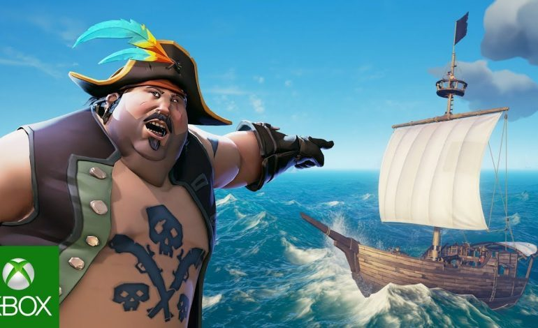 Sea Of Thieves Holding Another Scale Test