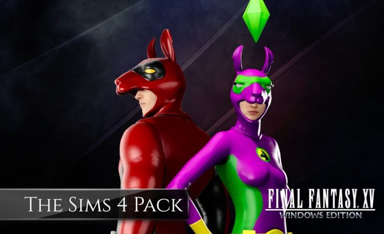 Final Fantasy XV Costumes Are Coming To The Sims 4