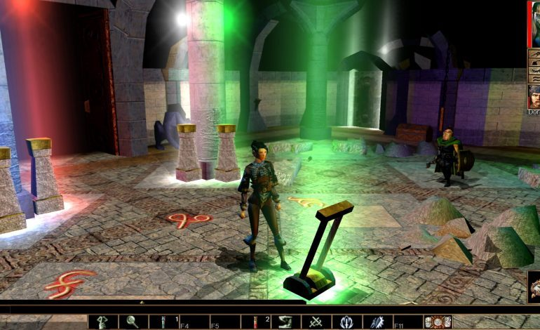 Beamdog's Neverwinter Nights: Enhanced Edition Gets a Steam Release Date