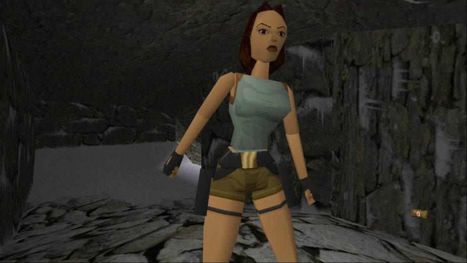 Remasters of the First Three Original Tomb Raider Games ...