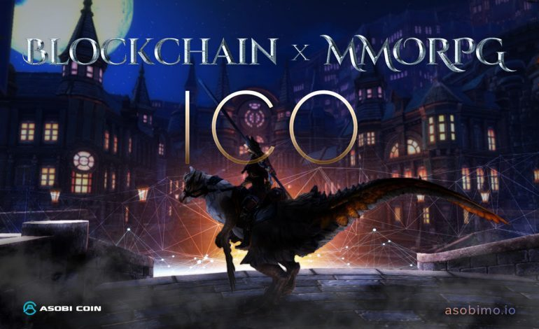 Project Asobi Coin Aims to Create MMORPG and Blockchain Fusion
