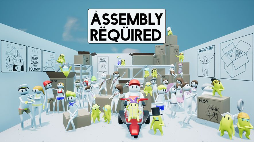 Assembly Required Wants You To Build The Furniture Store Of Your Nightmares