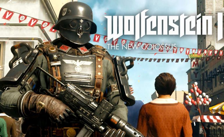 Experience Wolfenstein II on Nintendo Switch Come Late June