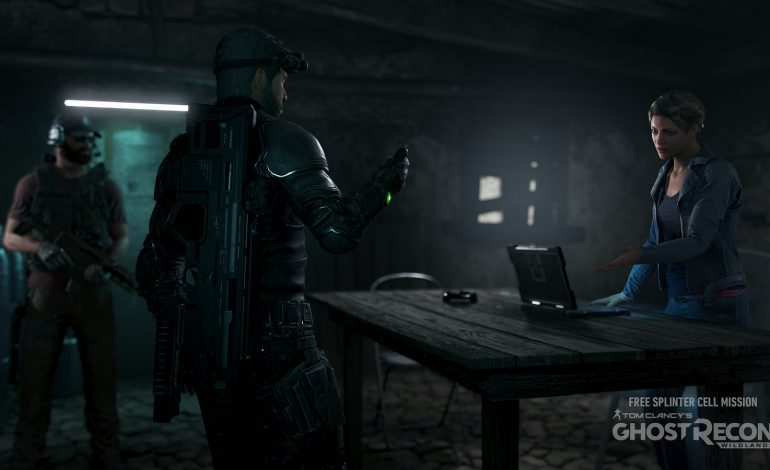 Ghost Recon Wildlands Meets Splinter Cell in Upcoming Year 2 Content