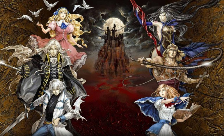 Castlevania: Grimoire of Souls Revealed for iOS
