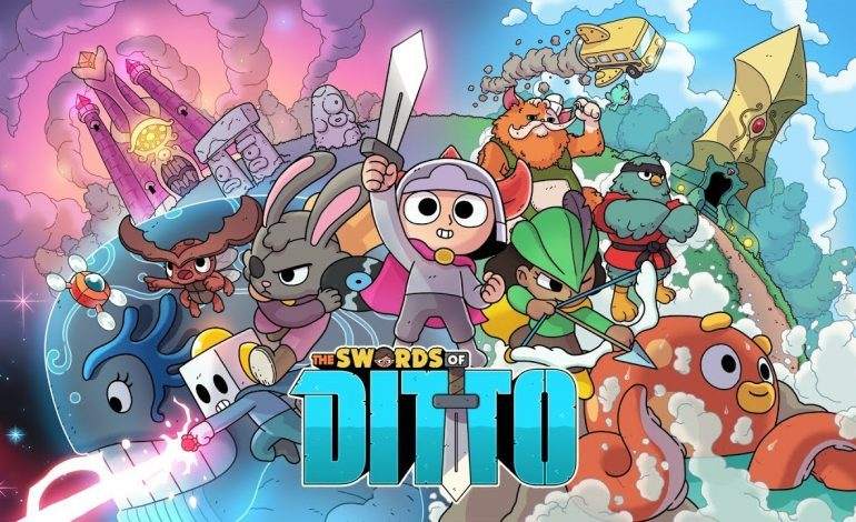 Defeat The Darkness in Upcoming RPG Game The Swords Of Ditto