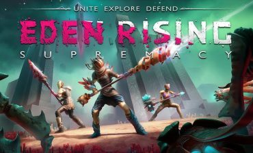 Eden Rising: A New Co-op Open World Survival Game