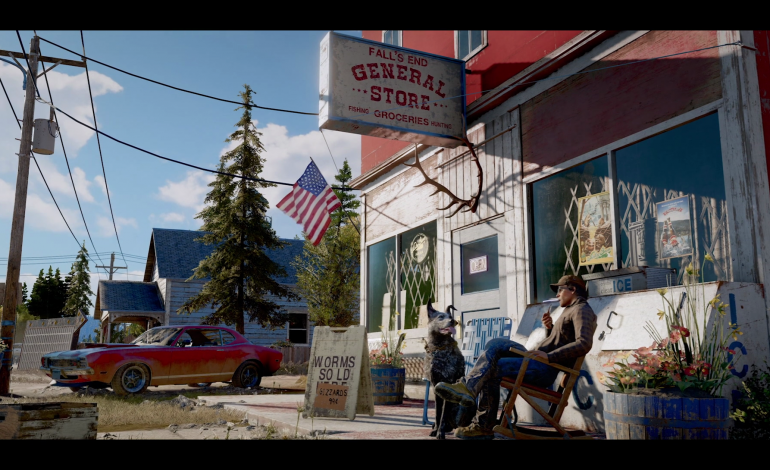 In Far Cry 5 Some Citizens Of Hope County Will Rescue Themselves