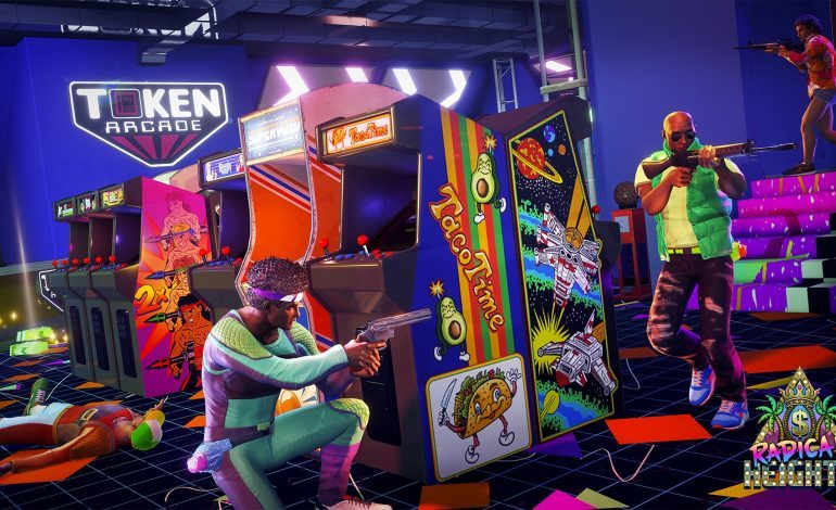 80's-Themed Battle Royale Radical Heights Debuts in Early Access