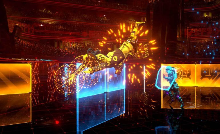 Laser League Set to Launch May 10th