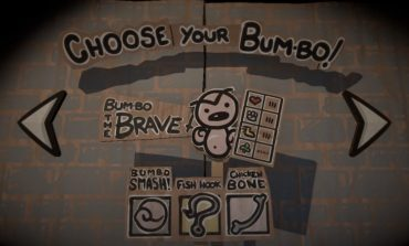 The Legend of Bum-bo: Defeat Various Dungeons While Wielding a Trash-Bag