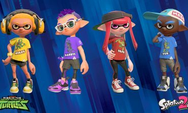 Nintendo is Partnering With Nickelodeon for a TMNT-Themed Splatfest