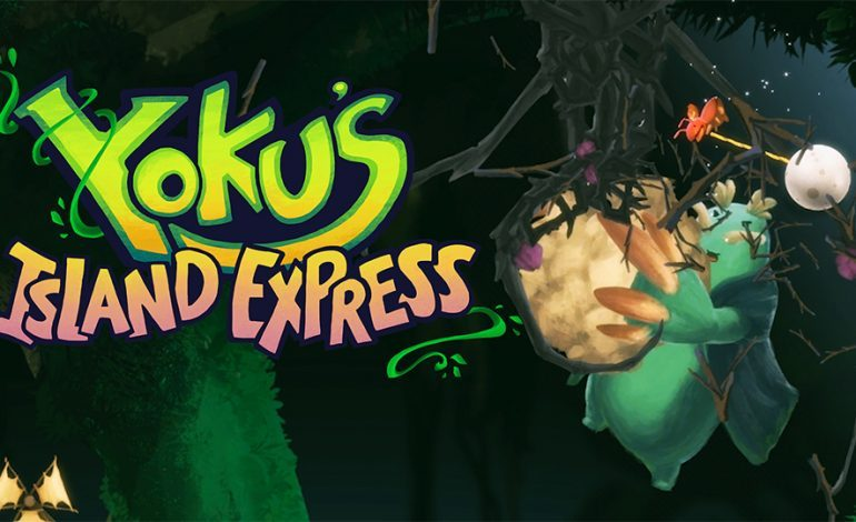 Turn Your Peaceful Vacation Into A Quest For Knowledge In Yoku's Island Express