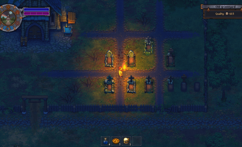 Creative Management-Simulator Graveyard Keeper Is Releasing on PC