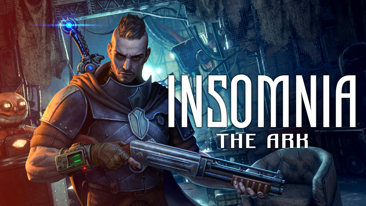 Partake in a Mysterious Retro-Futuristic Journey Through Space in INSOMNIA: The Ark