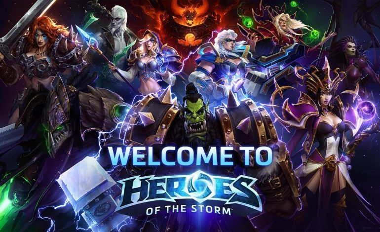 Blizzard Teases Big Plans Coming To Heroes Of The Storm