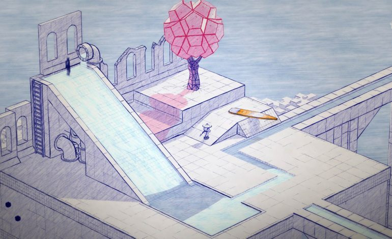 Solve Puzzles and Find Your Lost Love in the Upcoming Platformer Inked