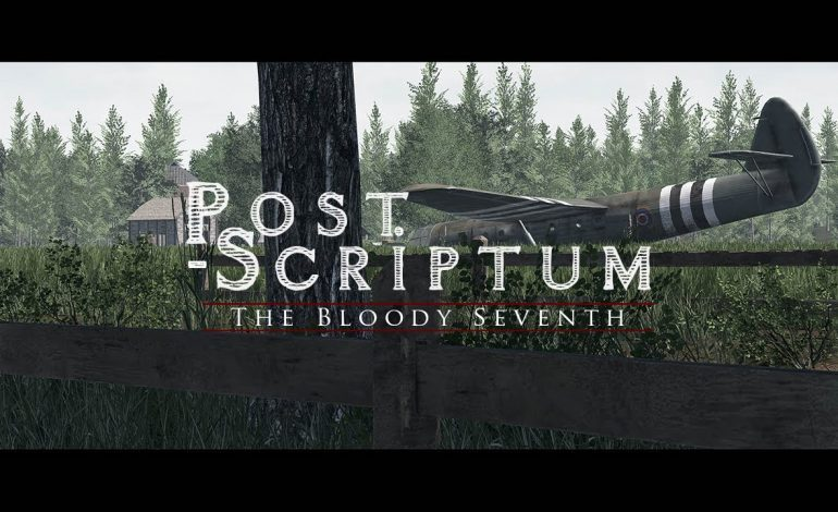 Post Scriptum's Recently Debuted Teaser Trailer
