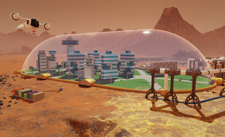 New Surviving Mars Update Adds New Domes and UI Tweaks