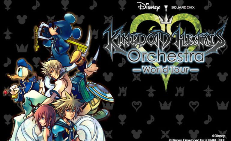 Kingdom Hearts Will Have a Demo at E3, and Will Also Have a Touring Orchestra World Tour Series Starting in June