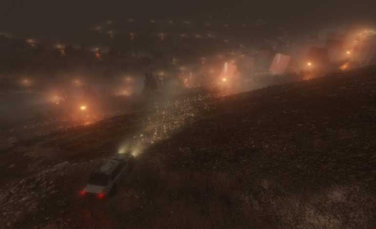 Survival Horror Game Beware Puts Players In The Driver's Seat