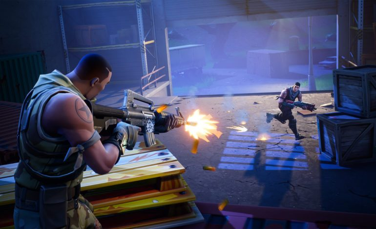 Fortnite 50v50 Mode Is Back This Weekend