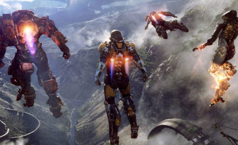 Bioware Keeps Anthem Mysterious as E3 2018 Approaches
