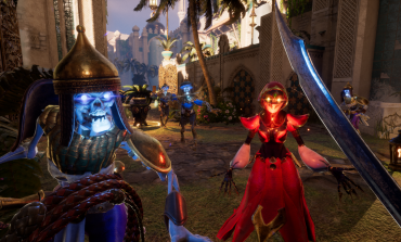 Original Bioshock Devs Conjure an Otherworldly First-Person Roguelite with City of Brass