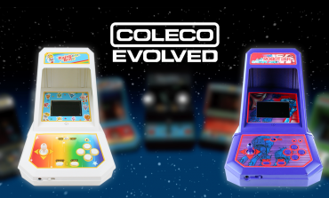 Coleco Announces Line of Evolved Mini Arcades for a New Generation of Gamers